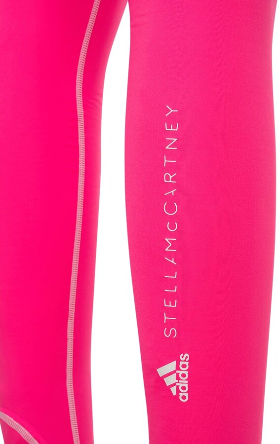 Thumbnail for your product : adidas by Stella McCartney Asmc Truestrength Yoga Tights