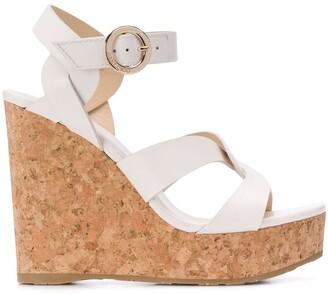 Jimmy Choo Aleili 120 sandals