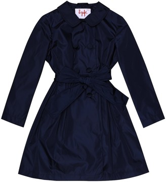 Il Gufo Technical trench coat