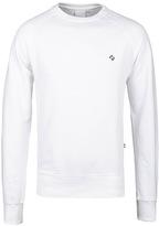 Money White Diamond Crew Neck Sweatshirt