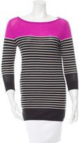 L'Wren Scott Striped Knit Top