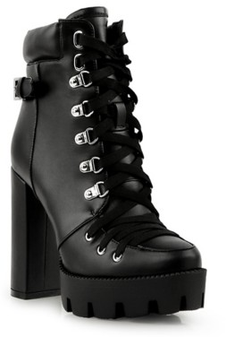 London Rag Willow Combat Boot