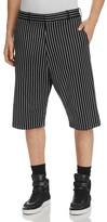 Rag & Bone Smith Stripe Relaxed Fit Shorts