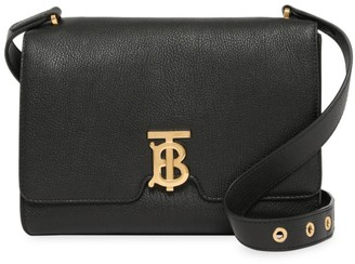Burberry Medium Alice TB Leather Shoulder Bag