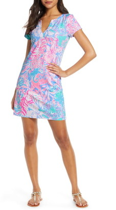Lilly Pulitzer Sophiletta UPF 50+ Shift Dress