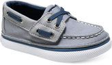 Sperry Little Boys' or Toddler Boys' Cruz Jr Boat Shoes