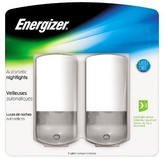 Energizer Auto Design LED Nightlight 2pk