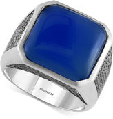 Effy Gento by Men's Lapis Lazuli (15-1/5 ct. t.w.) Ring in Sterling Silver