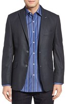 Bugatchi Men's Two-Button Blazer