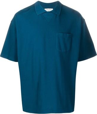YMC collared T-shirt