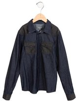 Bonpoint Boys' Chambray Shirt