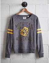 Tailgate Women's Michigan Fleece Sweatshirt