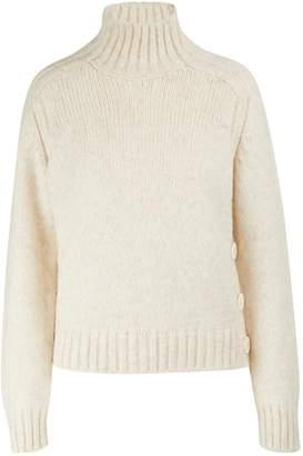 N°21 N 21 Alpaca-blend jumper