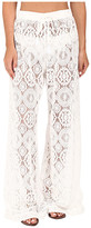 MICHAEL Michael Kors La Vie Boheme Crochet Pants Cover-Up
