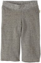 Burt's Bees Baby Loose Terry Pant (Toddler/Kid) - Heather Grey-2T