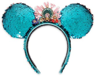 Disney The Little Mermaid-Inspired Reversible Sequin Ear Headband by Betsey Johnson Limited Release