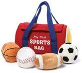 Gund Plush My First Sports Bag Playset