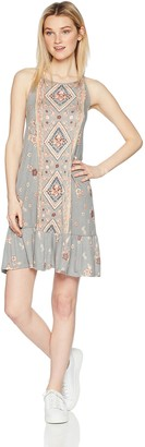 O'Neill Women's Sonoma Printed Knit Dress