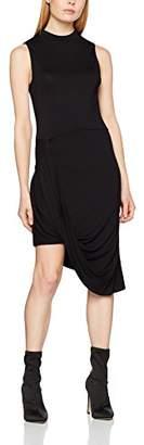 Tigha Women's Kascha Party Dress, (Black 900), (Size of : L)