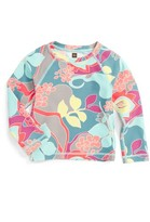 Tea Collection Toddler Girl's Callala Bay Rashguard