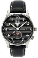 Junkers Men's Quartz Watch Iron Annie JU52 66402 with Leather Strap