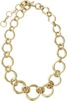 VAUBEL Chunky Oval Link Necklace