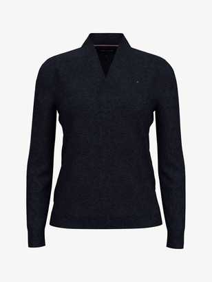 Tommy Hilfiger Essential Shawl-Collar Sweater