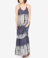 Wendy Bellissimo Maternity Tie-Dye Maxi Dress