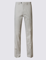 M&S Collection Slim Fit Wrinkle Free Chinos with Stretch