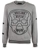 Philipp Plein Round Neck Sweater