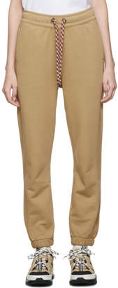 Burberry Beige Raine Lounge Pants
