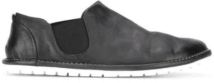 Marsèll ridged sole loafers