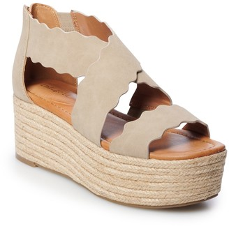 Indigo Rd Haper Women's Platform Wedge Sandals