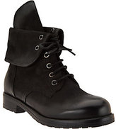Clarks Narrative Leather Lace-up Boots - Minoa River