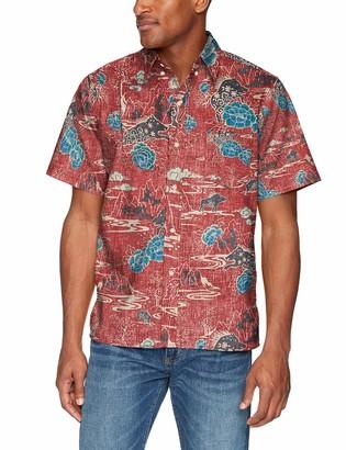 Reyn Spooner Men's Chinese New Spooner Kloth Classic Fit Hawaiian Shirt