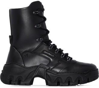 Rombaut Boccaccio II lace-up boots