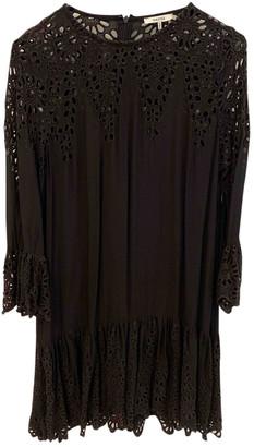 Ganni Black Lace Dresses