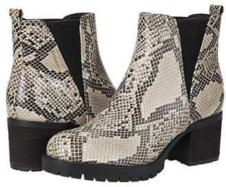 Mia Jody-S (Stone Multi Snake) Women's Shoes