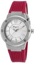 Salvatore Ferragamo Women's FIG010015 F-80 Analog Display Quartz Pink Watch