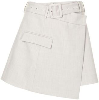 ANNA QUAN Nadia wrap skirt