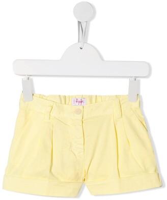 Il Gufo Turned-Up Hem Shorts