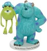 Precious Moments Disney / Pixar Monsters, Inc. Mike & Sully Figurine