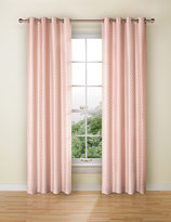 Marks and Spencer Isla Jacquard Curtains