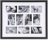 Bed Bath & Beyond 10-Photo Collage Frame in Black