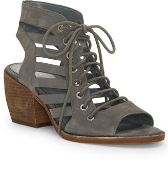 Vince Camuto Women's Sandals SMOKE - Smoke Chesten Leather Sandal - Women