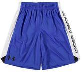 Under Armour Kids Eliminator Shorts Junior Boys Sports Pants Training Bottoms