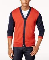 Tommy Hilfiger Men's Covington Colorblocked Cardigan