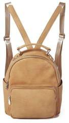 28b354a391c Vegan Leather Mini Backpack