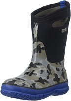 Bogs Classic Camo Winter (Tod/Yth) - Black - 3 Youth