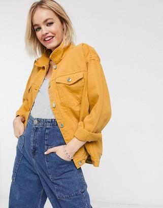 Monki oversize denim jacket